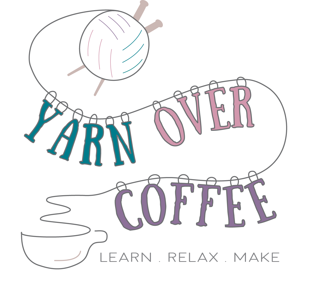 Yarn Over Coffee